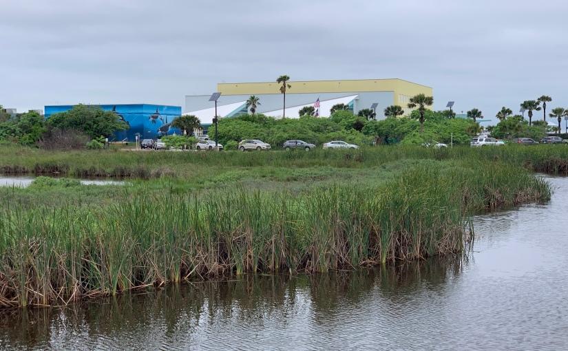 A Convention Center for Birds andBirders